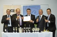 Wine industry joins GIA partnership