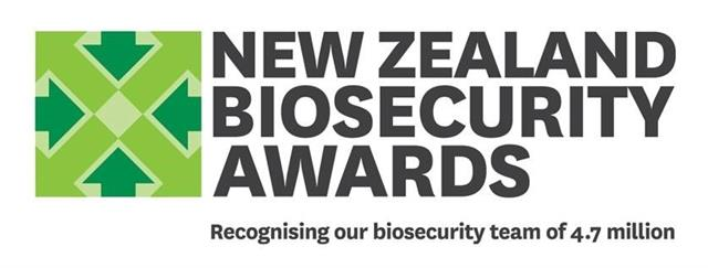 NZ Biosecurity awards – entries open