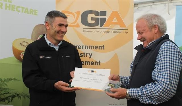 Kiwiberry growers join GIA biosecurity partnership