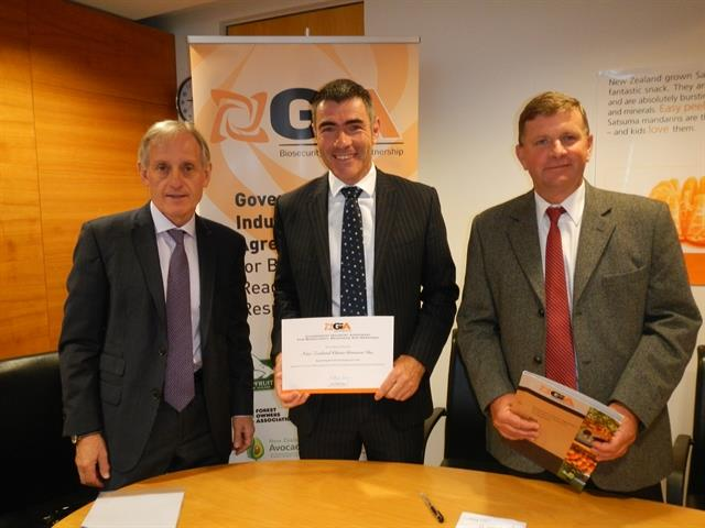 GIA biosecurity partnership welcomes the citrus industry