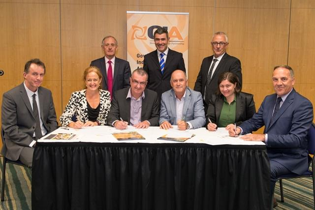 GIA partnership welcomes agreement for fruit flies