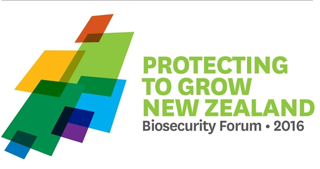Protecting to Grow New Zealand Biosecurity Forum 2016