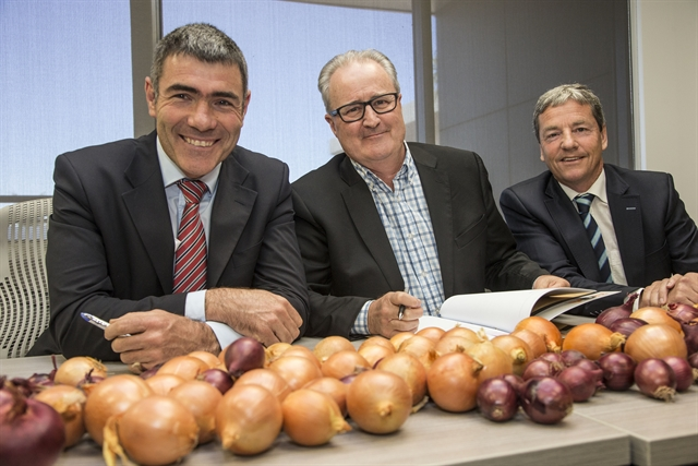 Onion industry joins GIA biosecurity partnership